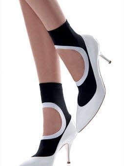Stiletto Socks