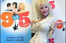Country Musicals - Dolly Parton on Broadway in '9 to 5'