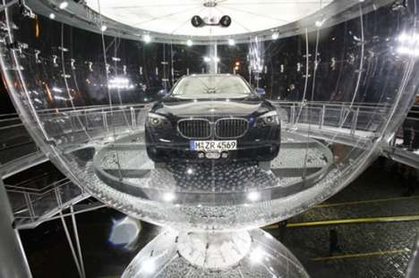 BMW 7 Hidden in an Hourglass