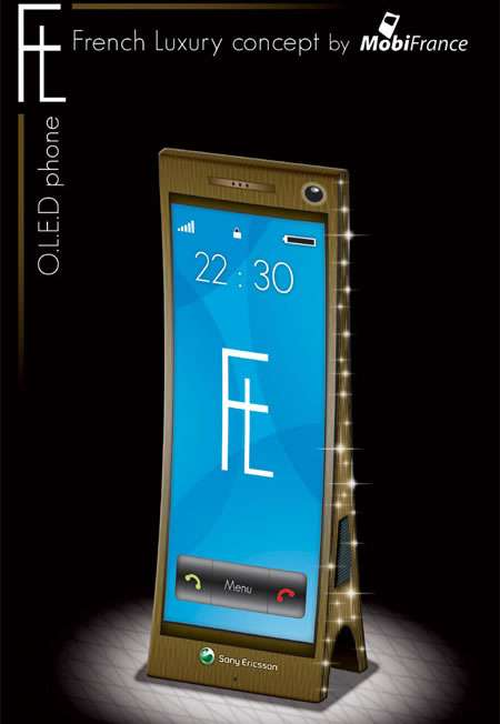 Eiffel Tower Luxury Phones