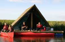 Camping Rafts - Floating Cabins