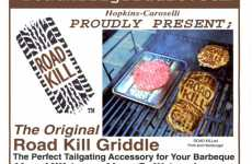 Redneck BBQ Branding - The Road Kill Griddle