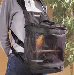 Backpack Bird Cages