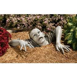 Garden Zombies are the New Gnome - The Zombie of Montclaire Moors