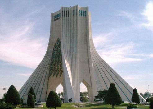 Awesome Architecture in Iran