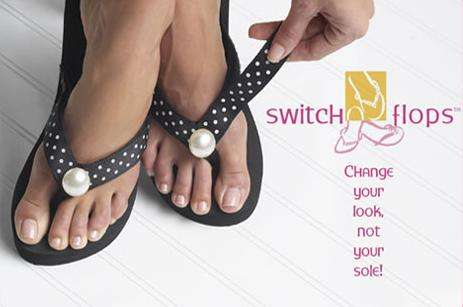 DIY Custom Flip-Flops - Switchflops