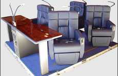 Luxury Air Travel Capsules