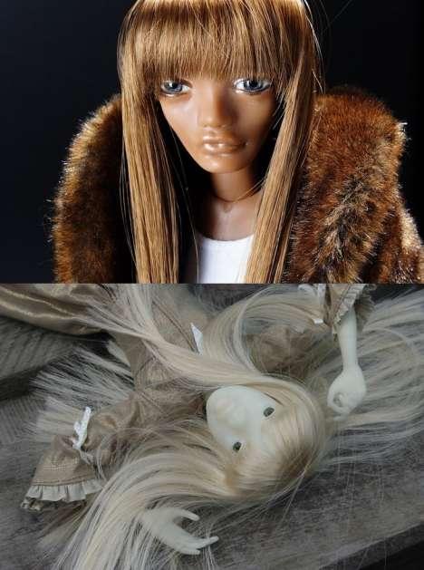 Edgy Russian Dolls