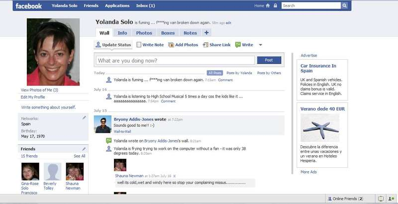 Facebook Gets A Facelift