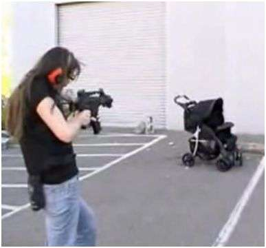 Bullet Proof Baby Protection
