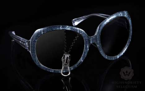 Zipper Shades - Lee Cooper 100 Project