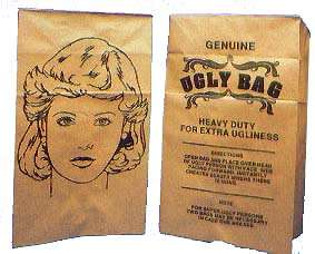 Cruel Ugliness Cures - The Genuine Ugly Bag