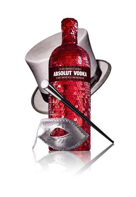 Glittering Vodka Jackets