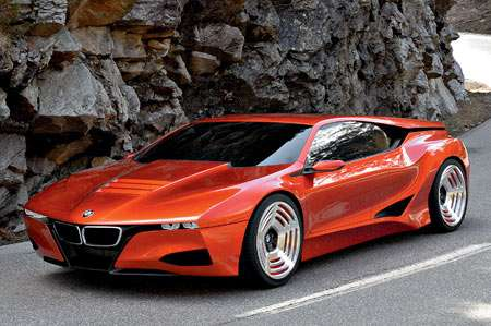 Supercar Homages - BMW M1 Roadster Concept