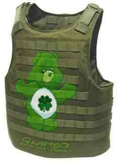 Childish Body Armor