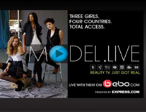 Buying Fashion From TV - Vogue TV Model.Live