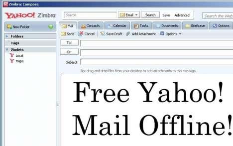 Yahoo Mail Offline Free