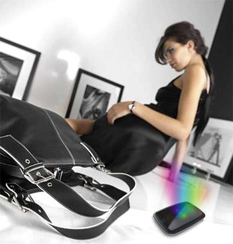 Hard Drives for Fashionistas - The Samsung Costume