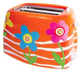 Funky Hippie Toasters