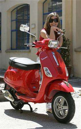 Scooters to Fight Oil Prices