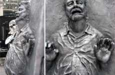 Star Wars Tribute Sculptures