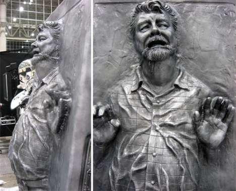 Star Wars Tribute Sculptures