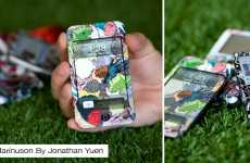 Artistic iPod Covers