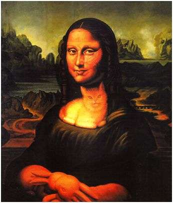 Paintings With Hidden Images
