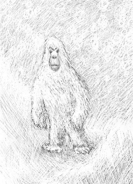 Abominable Snowman Discovered