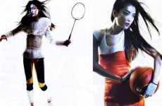 Olympic Fashion Spreads