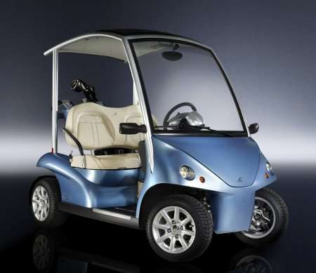 23 Modern Golf Carts