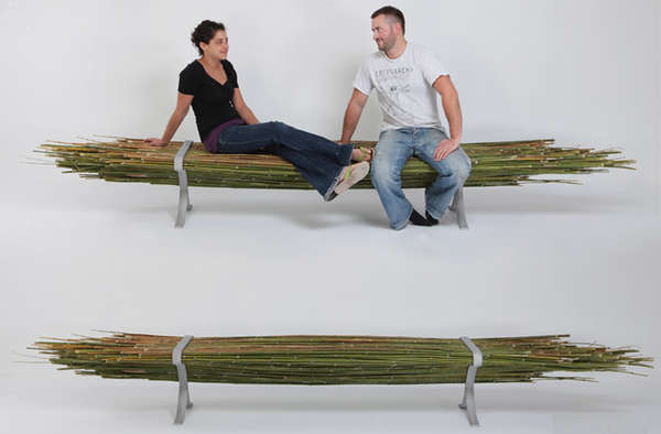 31 Pieces of Bold Bamboo Furniture
