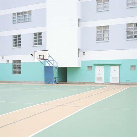 Basketball Court Portraits