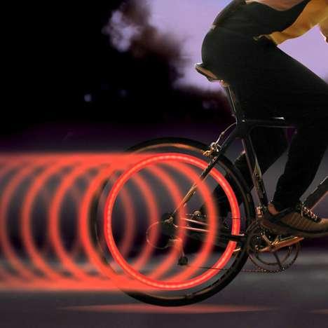 LED Bicycle Spoke Lights
