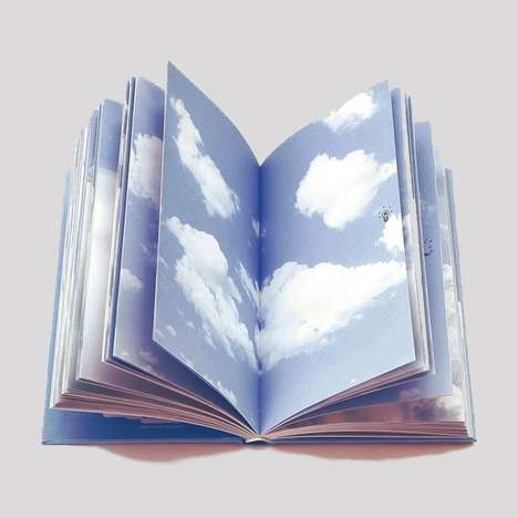 The Cloud Book Notebook is an Adorable Way to Write
