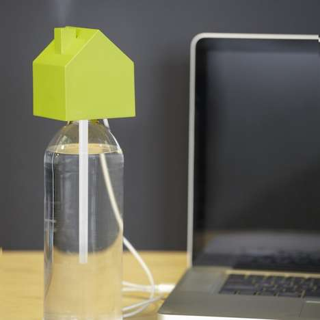 Whimsical Portable Humidifiers