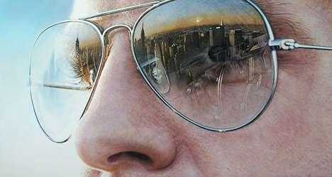Hyper-Realistic Reflection Artwork
