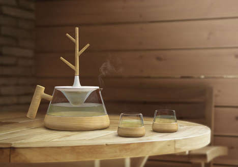 Compact Arboreal Teapots