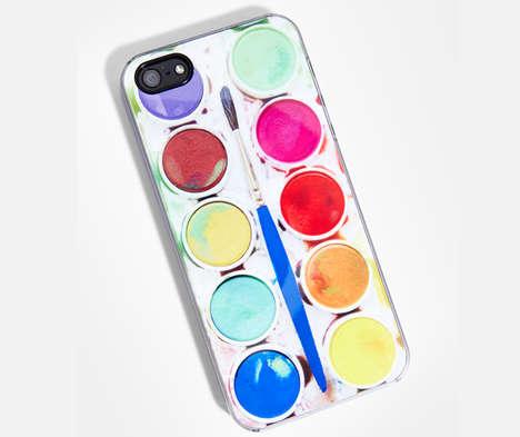 Paint Set Phone Covers