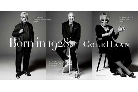 Celebratory Aging Campaigns