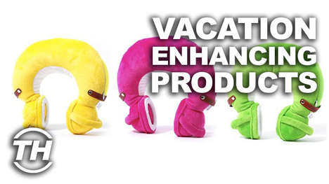 Vacation-Enhancing Products - These Convenient Travel Items Will Make Your Holiday Entirely Carefree