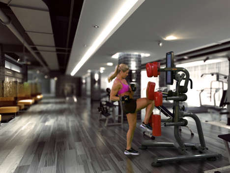 Interactive Digital Gym Trainers