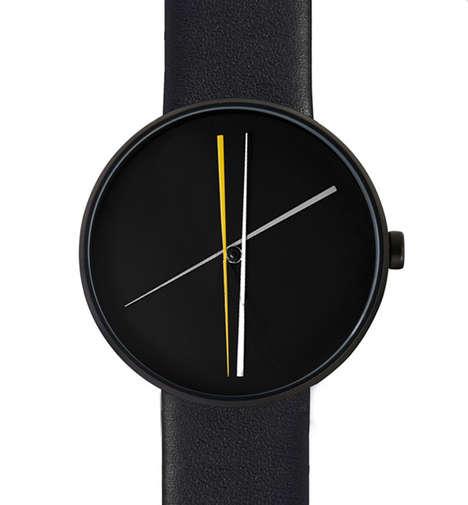 Chopstick-Like Timepieces