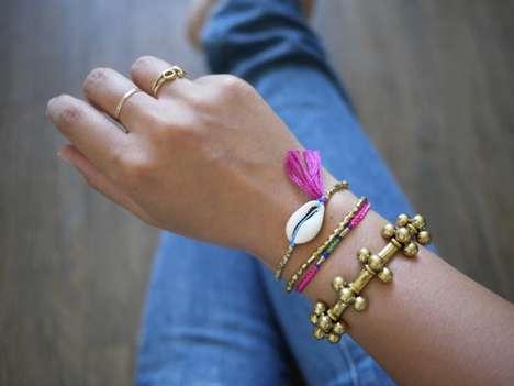 DIY Seashell Accessories