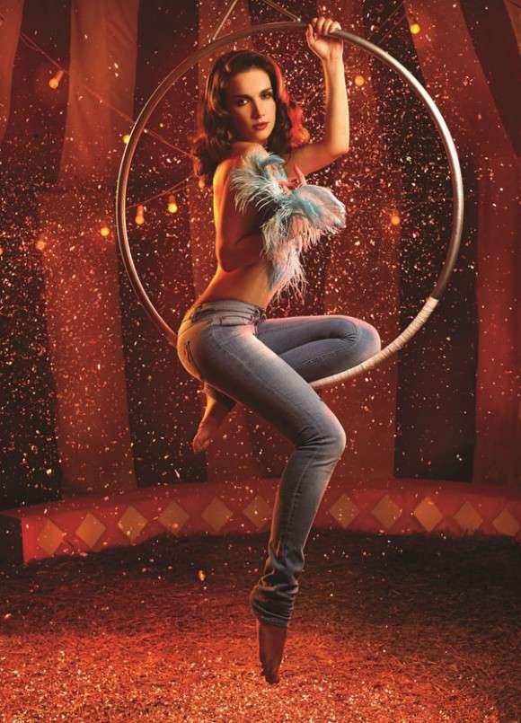 69 Circus Photo Shoots