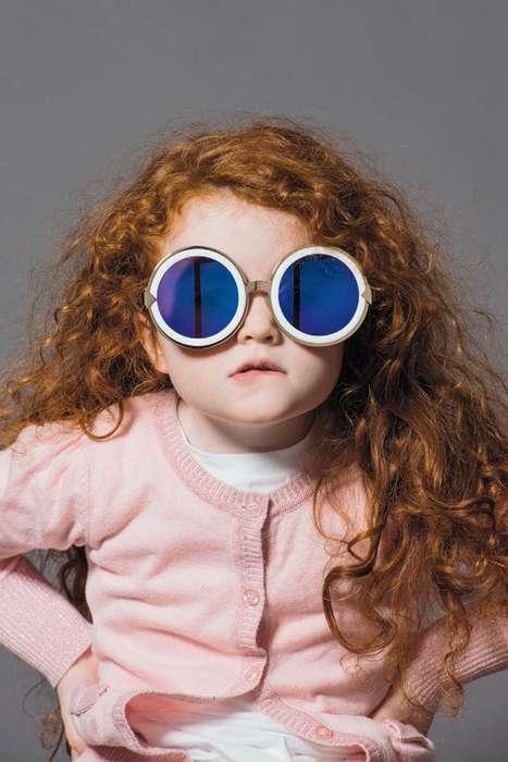 Kindergarden Fashionista Ads