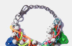 Ferocious Raver Accessories - The Cheetah Party Bracelet From Fred Flare is Jungle-Themed