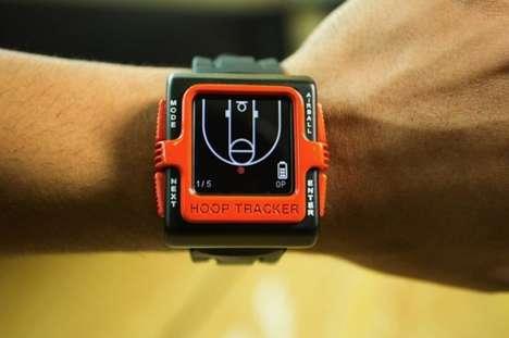 Shot-Watching Watches