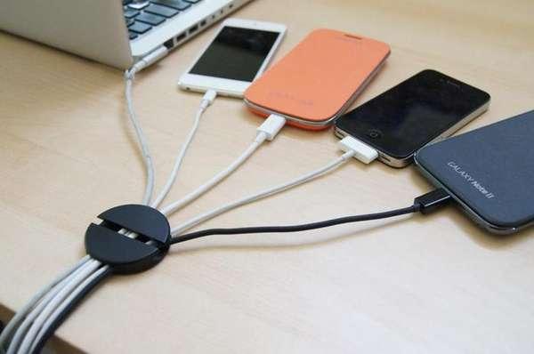 21 Convenient Cable Organizers