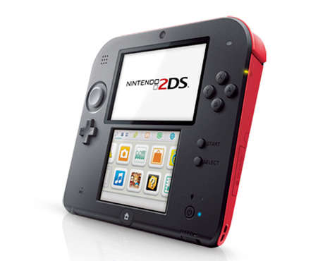 Simplified Handheld Gaming Systems